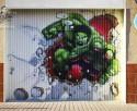 Graffiti para Stamparte Hulk